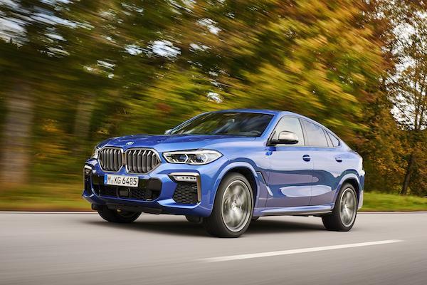 對手瞄準保時捷 Cayenne!BMW 最昂貴全新休旅傳明年現身