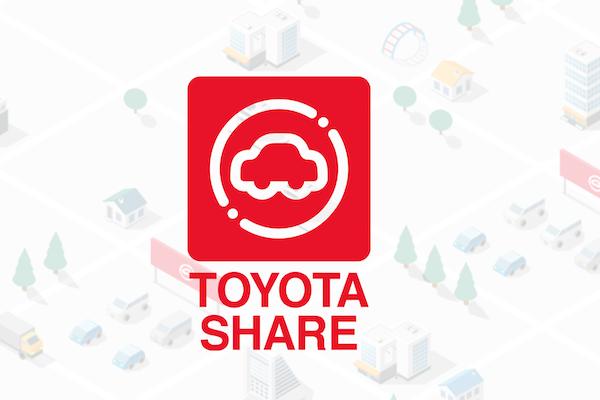 不再只是賣新車,Toyota 在日本推共享汽車服務!