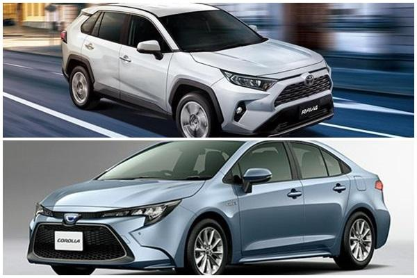 Toyota RAV4、Corolla 虎視眈眈覬覦寶座,日本年度風雲車名單出爐!