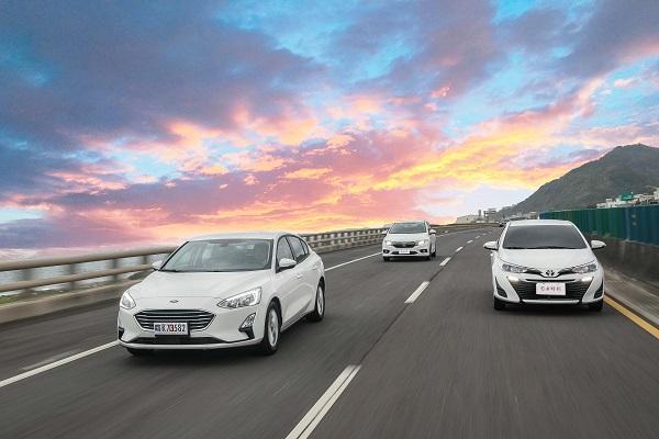 【集評】殺入國產入門房車地盤,Ford Focus 叫戰 Toyota Vios、Honda City!