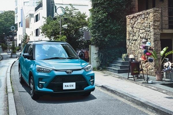 台灣國產主角不是它!Toyota Raize 全新小休旅正式發表(內有相片集)