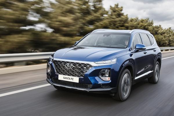 確定沒有國外的 2.0 渦輪引擎!Hyundai Santa Fe 動力及配備全揭露