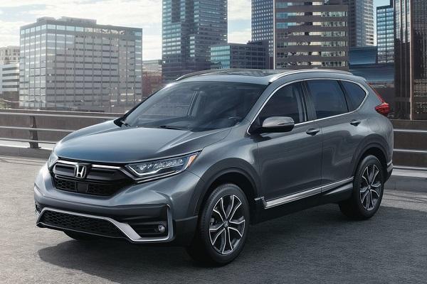 新外型+油電動力,美新年式 Honda CR-V 上市!