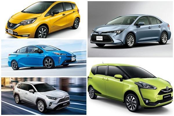 Toyota Sienta 二連霸被中止,日本 10 月新車冠軍換人當!