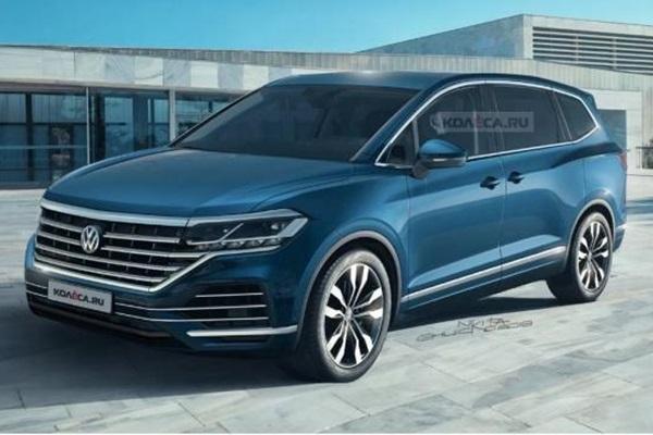 空間可能比 Honda Odyssey 還大,VW 全新 MPV 更多資訊公開!