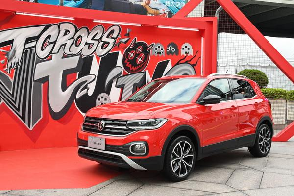 射程鎖定國產、進口跨界軍!VW T-Cross 台灣正式發表