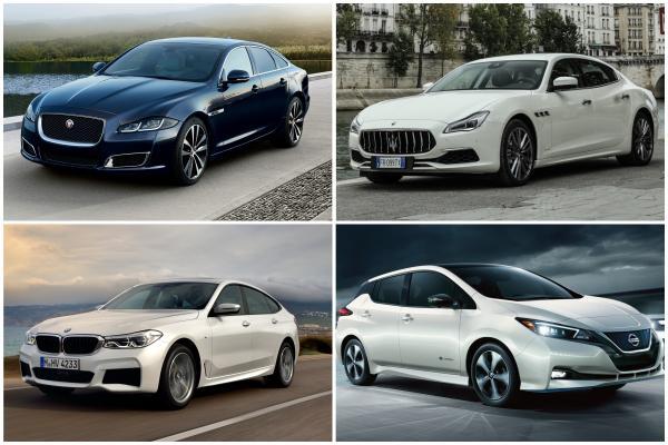 中古車殘值不到新車價 3 折!美公佈 5 年後貶值最多 Top 10 車款