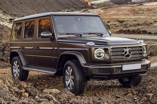 M.Benz 執行長爆料,經典越野車 G-Class 將有 EV 車型!