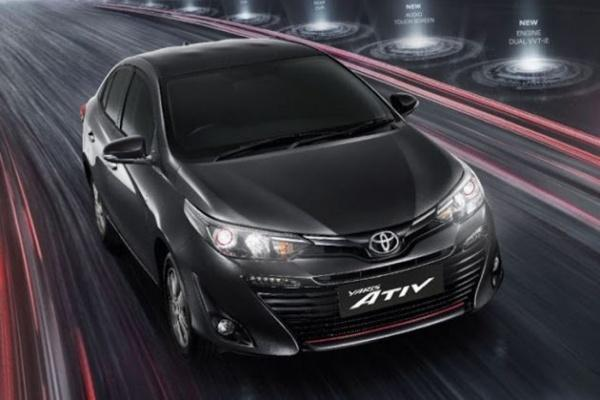 Toyota Vios 泰規小改款現身,新動力油耗達 23.3 km/L!