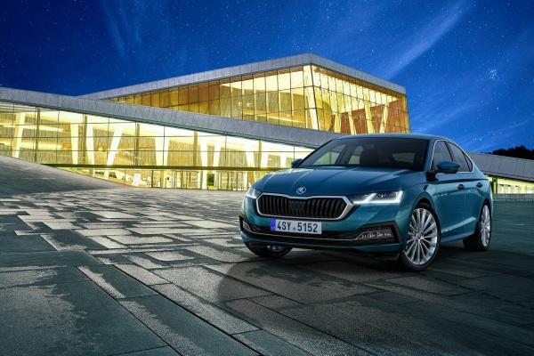 新一代 Skoda Octavia 正式發表,旅行車與房車一起現身!