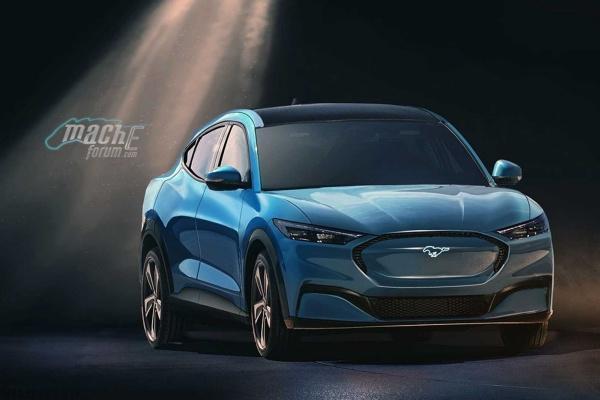 Ford 全新跨界 SUV 可能樣貌出爐,鎖定 Tesla Model Y 而來!