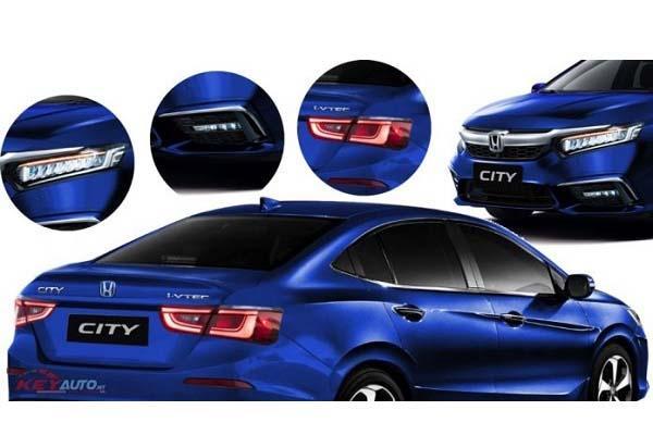 換上 1.0T 渦輪,大改款 Honda City 官方公布發表時間!(內有影片)
