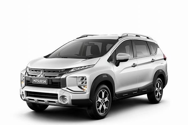 是 MPV 也是 SUV,三菱跨界新作品正式亮相!