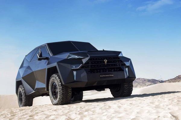 地表最貴 SUV 要價上億!設計師親自解析車款細節(影片)