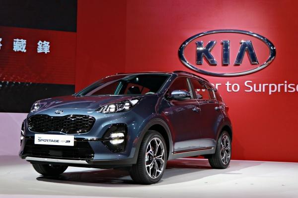 Kia 小改款 Sportage 今日正式登場,全車系標配完整主動安全!