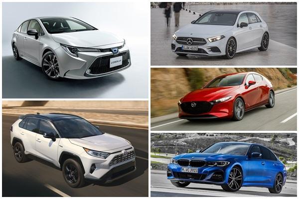 Volvo 三連霸夢碎,Toyota RAV4、Corolla 進軍日本風雲車前 10 強!