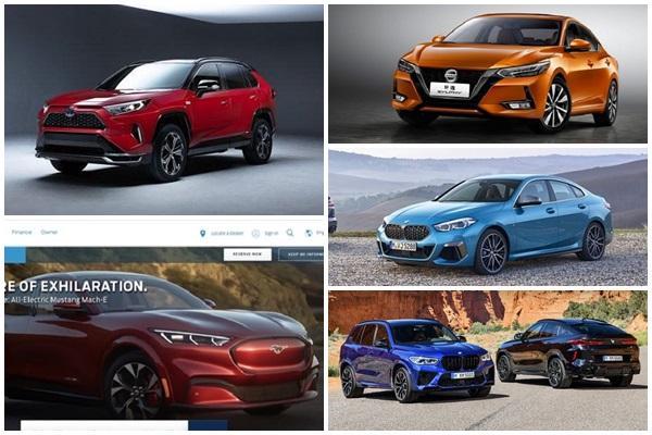 2019洛杉磯車展下週登場!重點車款搶先掌握