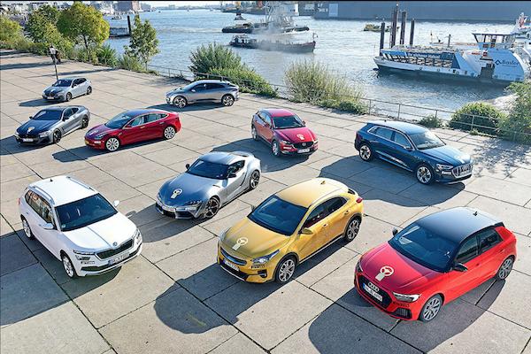 Tesla 搶走地主國獎項!德媒自辦 2019 各級距最佳新車獎