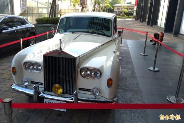 林志玲婚禮用車全球僅 3 輛!這輛 Rolls-Royce 到底有多厲害?