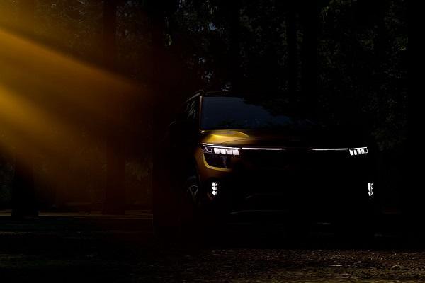 7 人座或跨界小休旅呼聲最高,Kia 釋出新 SUV 登場預告!