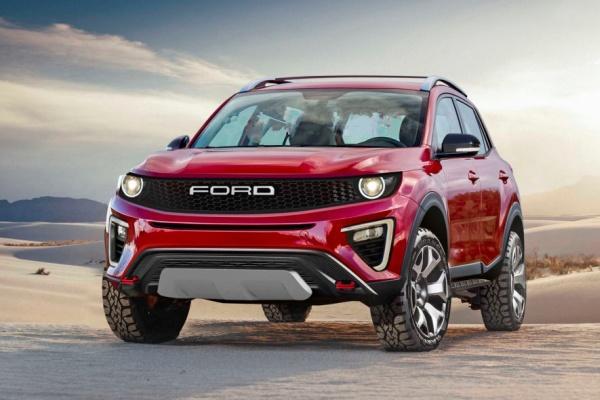 Ford Kuga 越野版量產時間出爐,明年正式發表!