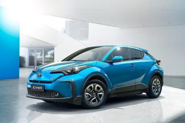 Toyota 首款電動跨界,C-HR EV 動力資訊曝光!