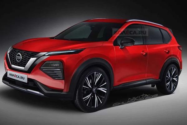 準備上陣跟 Toyota RAV4 廝殺,新一代 Nissan X-Trail 資訊流出!
