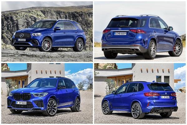 死對頭互相嗆聲,M.Benz、BMW 都有休旅新車登場!