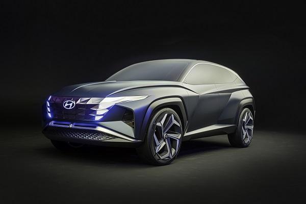 下一代 Tucson 雛型範本?Hyundai 休旅新車亮相!