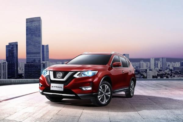 Nissan 推 X-trail 新車型,強打輔助駕駛對抗 RAV4 與 CR-V!