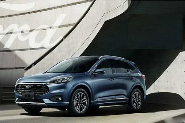 台灣預約明年見,海外亞洲版新 Ford Kuga 登場亮相!