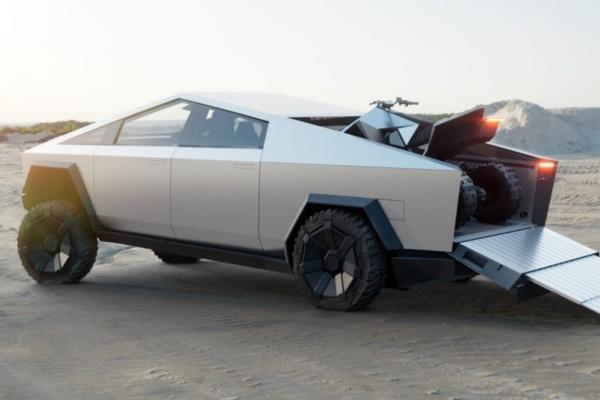 防彈車窗被砸碎不影響人氣,Tesla 皮卡訂單逼近 15 萬輛!