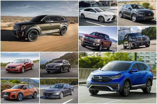 最大汽車估值機構推薦:各級距最佳車款,Honda 成最大贏家!