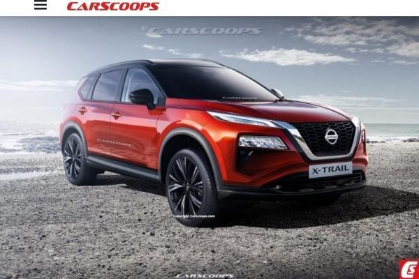 大改款 Nissan X-Trail 最新預想圖出爐,預計明年正式發表!