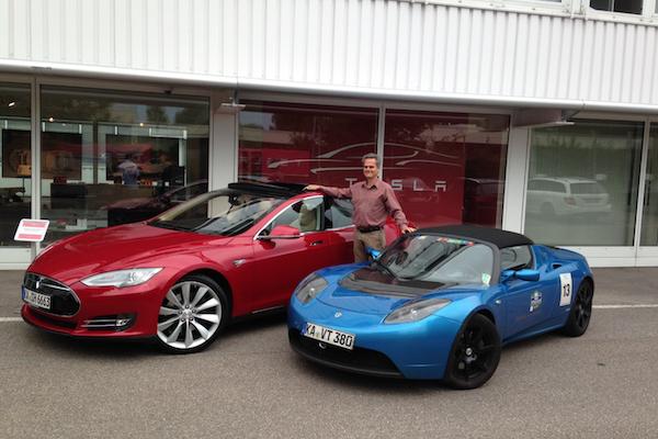 誰說電動車不耐用?第一輛開了 100 萬公里的 Tesla Model S 車主現身說法
