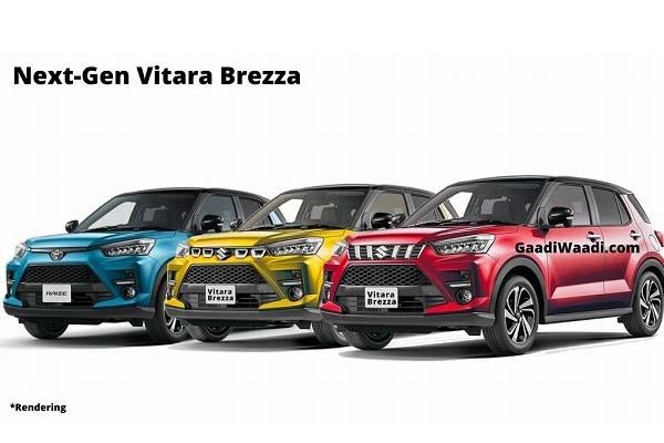 比 Vitara 小一號!Suzuki 將推出新一代跨界小休旅