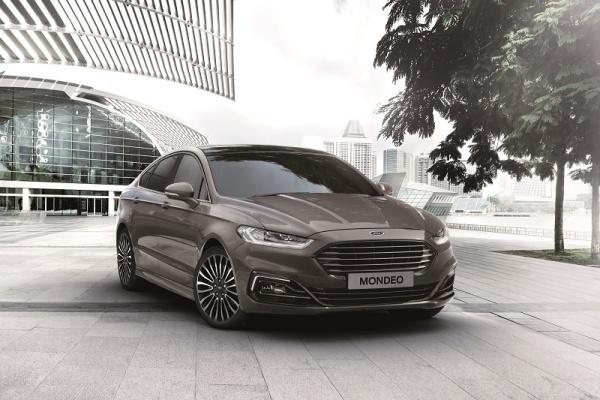 Ford Mondeo 四門版推限量車型,導入全套主動安全系統!