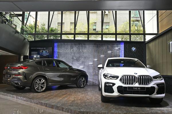 比對手早登台先卡位!新一代 BMW X6 台灣正式發表