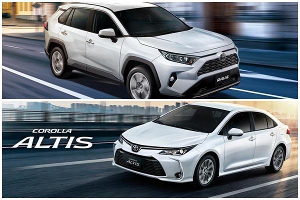差距再度縮小,Toyota RAV4 有望擊敗台灣蟬聯 18 年銷售冠軍!