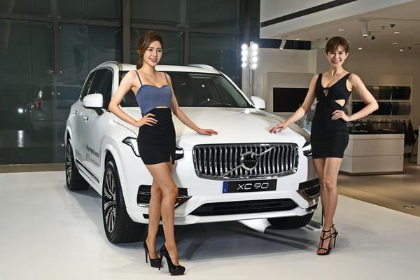 Volvo 揭露台北車展陣容:小改款休旅新車意外驚喜現身!