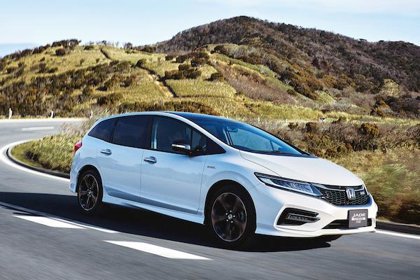 銷售成績持續下探新低點,Honda 最小旅行車明年將停產!