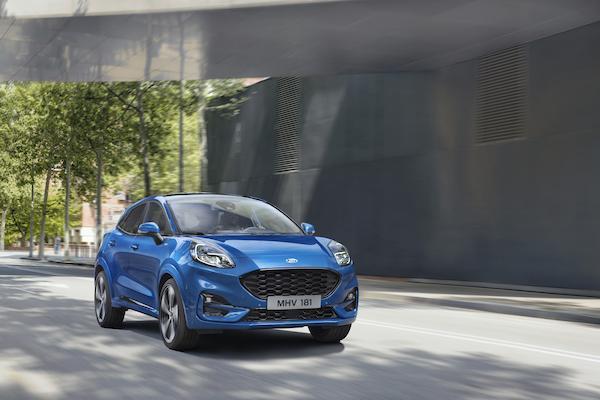 動力資訊明朗化!Ford 跨界小休旅性能版明年有望上市