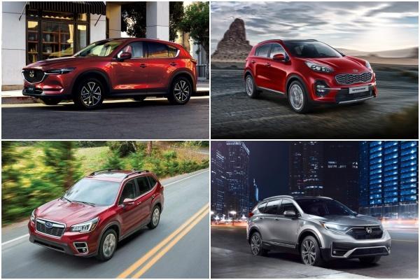 《消費者報告》選出5款最安靜中型SUV!日系車佔大宗