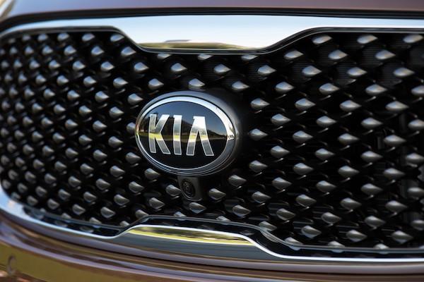 走極簡風路線!Kia 全新 logo 遭外媒搶先曝光