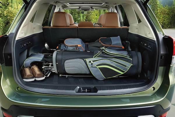 SUV後行李廂空間誰最好?20 款休旅車測量評比報告出爐