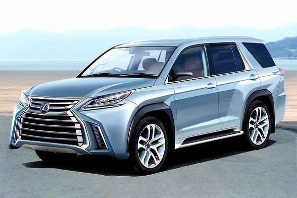 改款資訊露出,Lexus 將再推新一代休旅!