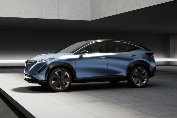 Nissan 明年將有 3 款 SUV 新車問世,Ariya 概念也要量產!