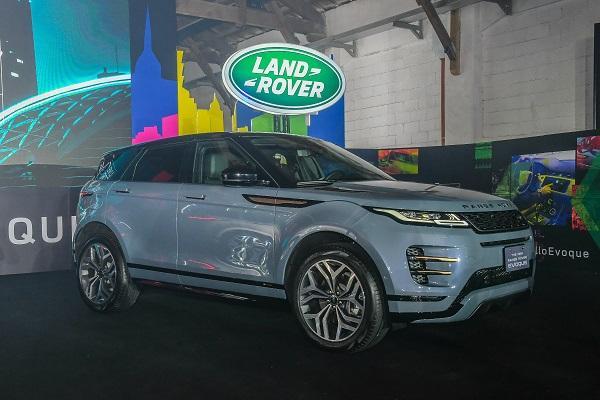 會放電的英式越野休旅,新一代 Range Rover Evoque 台灣正式發表!