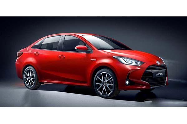 不讓新 Honda City 太囂張,下一代 Toyota Vios 資訊曝光!