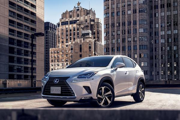 Lexus NX 大改款明年下半年有望上市!傳新動力導入(新增總代理說法)